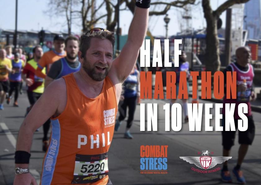 Half Marathon in 10 weeks