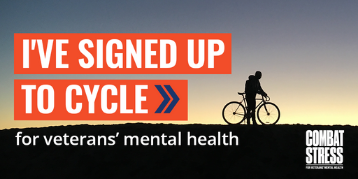 Social Badge - I've signed up to cycle