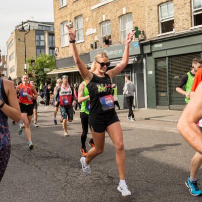 Hackney Half Marathon